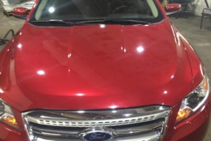 Photo #1: Detailing and paint restoration