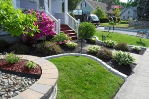 Photo #1: Mulch delivery and install! Great price!