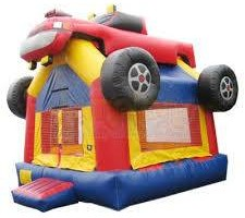 Photo #6: Jumping Monkeys Inflatables. Bounce House for Rent