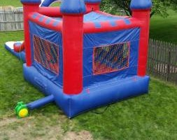 Photo #5: Jumping Monkeys Inflatables. Bounce House for Rent