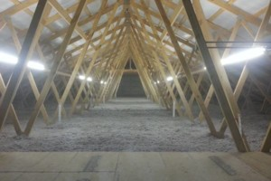 Photo #9: Green Factor Insulation. Get your Attic Insulated, Save Money, and Stay Cool!
