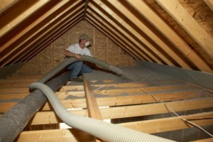 Photo #7: Green Factor Insulation. Get your Attic Insulated, Save Money, and Stay Cool!