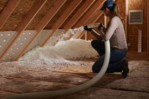 Photo #5: Green Factor Insulation. Get your Attic Insulated, Save Money, and Stay Cool!