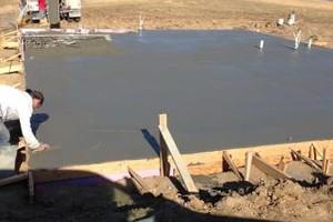 Photo #3: Concrete Flatwork / retaining walls