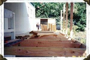 Photo #1: INEXPENSIVE HOME REPAIRS - STEPPING STONES, ELECTRICAL, PAINTING...