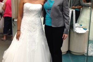 Photo #1: Couture Alterations - Prom, Wedding, Bridesmaid Dresses & More