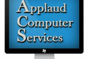 Photo #4: COMPUTER PROBLEMS? APPLAUD COMPUTER SERVICES can fix it!