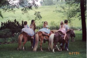 Photo #4: Pony Rides and Childrens Entertainment