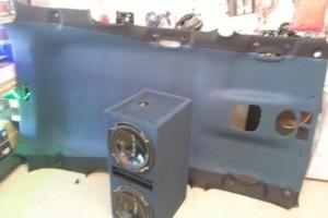 Photo #6: Custom Fiber Glass & Upholstery. Custom Audio Creation