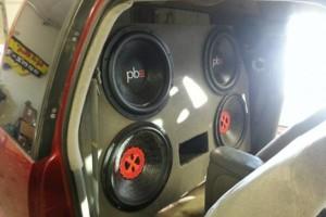 Photo #4: Custom Fiber Glass & Upholstery. Custom Audio Creation