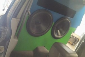 Photo #1: Custom Fiber Glass & Upholstery. Custom Audio Creation