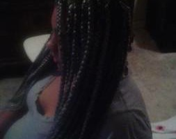 Photo #8: Open 24/7. $85 Box Braids, Kinkys, Senegalese and more