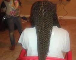 Photo #5: Open 24/7. $85 Box Braids, Kinkys, Senegalese and more