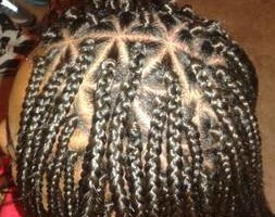 Photo #3: Open 24/7. $85 Box Braids, Kinkys, Senegalese and more