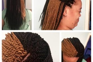 Photo #1: Vixen Crochet braids $80