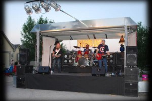Photo #3: Band & Outdoor Stage available for events, parties, concerts
