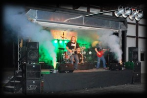 Photo #2: Band & Outdoor Stage available for events, parties, concerts