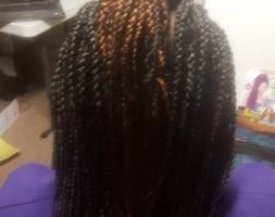 Photo #4: SINGLE BRAIDS & CROCHET SPECIAL HAIR SALE! SLOTS AVAILABLE NOW!!!