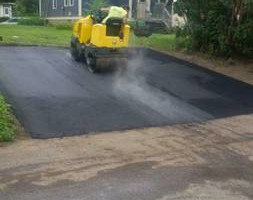 Photo #2: Blacktop Pros - Asphalt, Blacktop, Driveways, Patching, Parkinglots