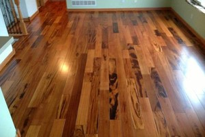 Photo #4: Sandman Hardwood Floors. Best Value Lo$$