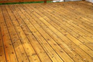 Photo #7: Deck staining/cleaning/repairs