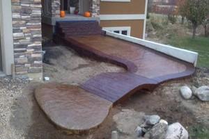 Photo #13: ConCreative Accents Concrete - Indoor/Outdoor - Work/Repair
