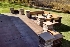Photo #7: ConCreative Accents Concrete - Indoor/Outdoor - Work/Repair