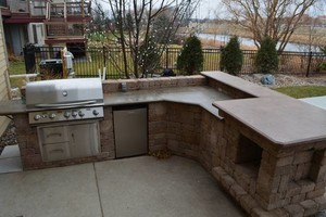 Photo #4: ConCreative Accents Concrete - Indoor/Outdoor - Work/Repair