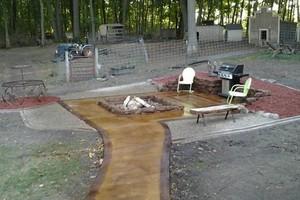 Photo #3: ConCreative Accents Concrete - Indoor/Outdoor - Work/Repair