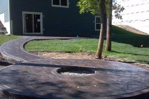 Photo #2: ConCreative Accents Concrete - Indoor/Outdoor - Work/Repair