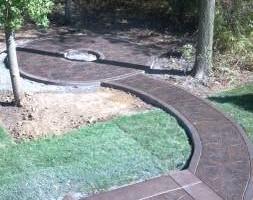 Photo #1: ConCreative Accents Concrete - Indoor/Outdoor - Work/Repair
