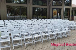 Photo #9: Magical Rental - White Wedding Chair Rental