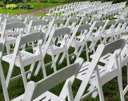 Photo #7: Magical Rental - White Wedding Chair Rental