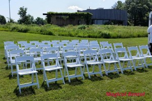 Photo #5: Magical Rental - White Wedding Chair Rental