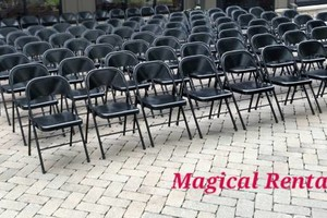 Photo #4: Magical Rental - White Wedding Chair Rental