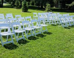 Photo #3: Magical Rental - White Wedding Chair Rental