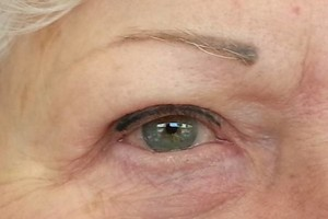 Photo #2: Permanent Makeup. Eyeliner, brows & lips for only $150!