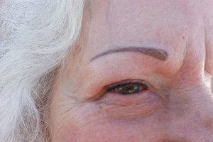 Photo #1: Permanent Makeup. Eyeliner, brows & lips for only $150!