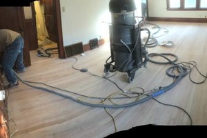 Photo #4: If You Need Your HARDWOOD FLOORS SANDED This Week CALL ME!