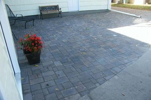 Photo #5: Paver patio's & retaining wall's