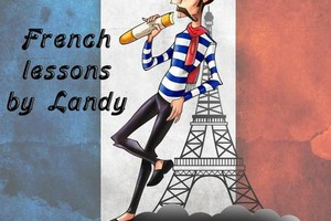 Photo #1: Easy and fun French lessons from a native Parisian!