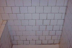 Photo #1: RE-GROUT TILE