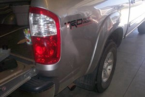 Photo #1: DENT REPAIR - MOBILE AUTO BODY WORK - FREE ESTIMATES