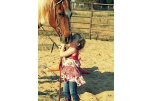Photo #1: Horseback Riding Lessons! (english, western, barrel racing)