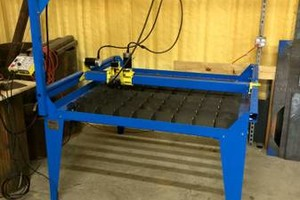 Photo #1: Cnc plasma cutting, welding and fabrication