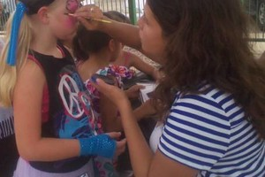 Photo #1: Professional Face Painting Artist $60