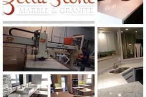 Photo #1: Granite-Quartz-Marble-Soup stone Fabricator&Installer