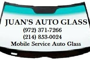 Photo #1: Juan's Auto Glass