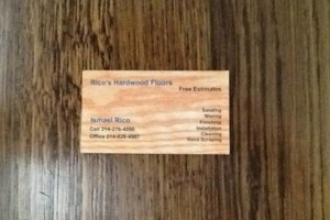 Photo #1: RICO'S HARDWOOD FLOORS* GREAT AND EXPERIENCED WORK
