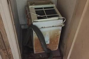 Photo #1: Scrap metal, stove, AC, Heater, boiler, frig, 7 radiators & more